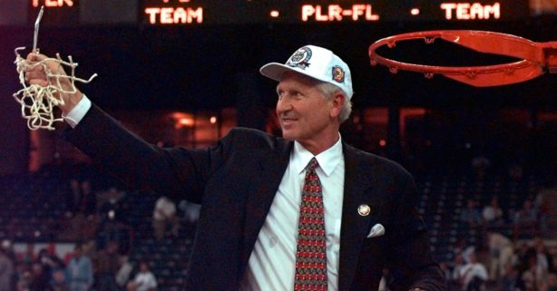 Lute Olson, Hall of Fame Coach, Dead at 85