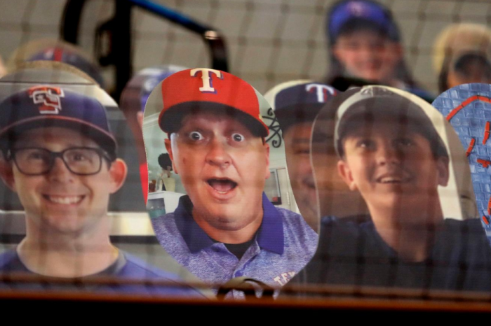 MLB's Cardboard Cutouts Are The New Trend. Here's How to Become One