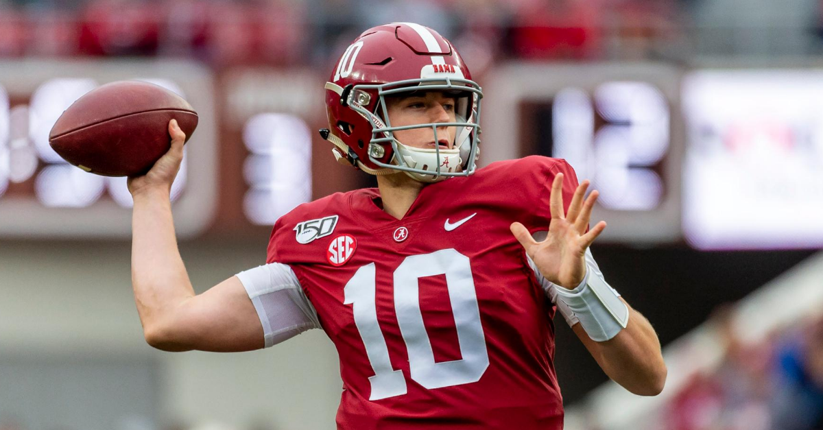 Heisman Watch: 6 Alabama Players Making Noise in Latest Odds
