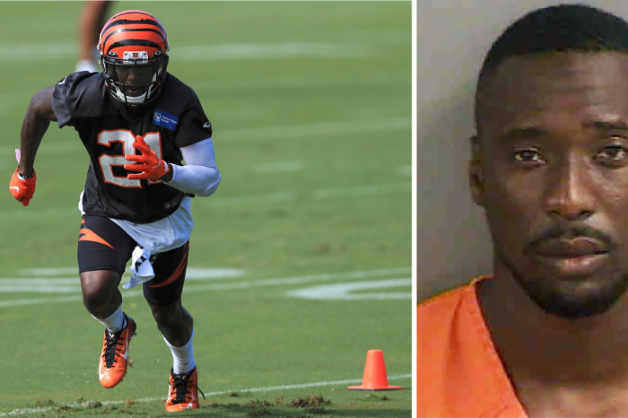 Bengals Player Arrested While Searching for Missing Father
