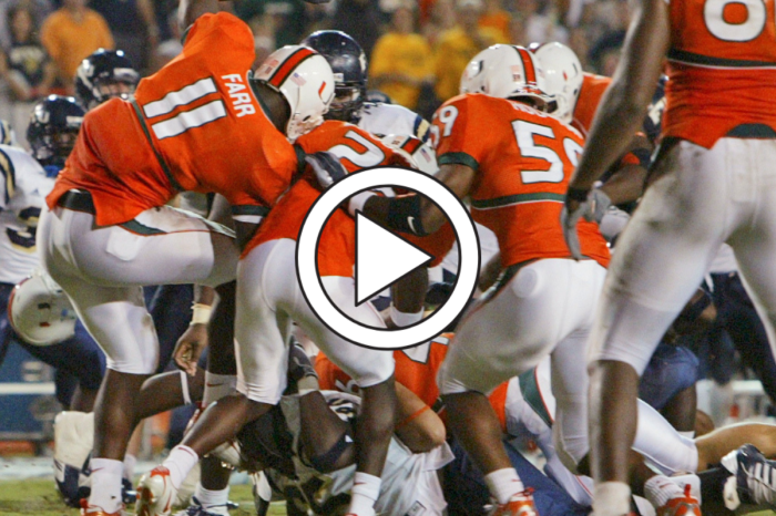 College Football's Most Violent Brawl Led to 31 Suspensions