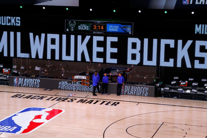 NBA's Playoff Games Boycotted in Protest of Jacob Blake Shooting