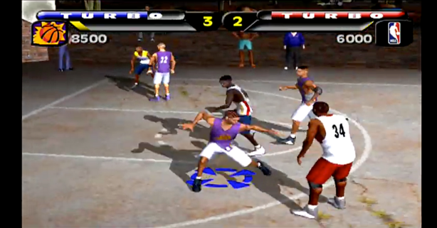 It's Time NBA Street Makes a Serious Comeback