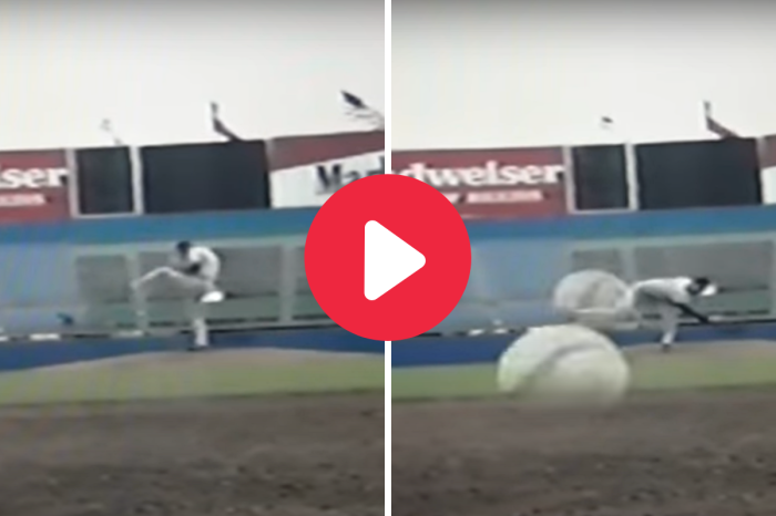 Face a 100 MPH Fastball With Vintage 'Nolan Ryan Cam'
