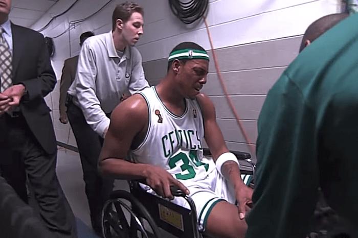 Poopgate: A Look Inside Paul Pierce's Famous Wheelchair Game