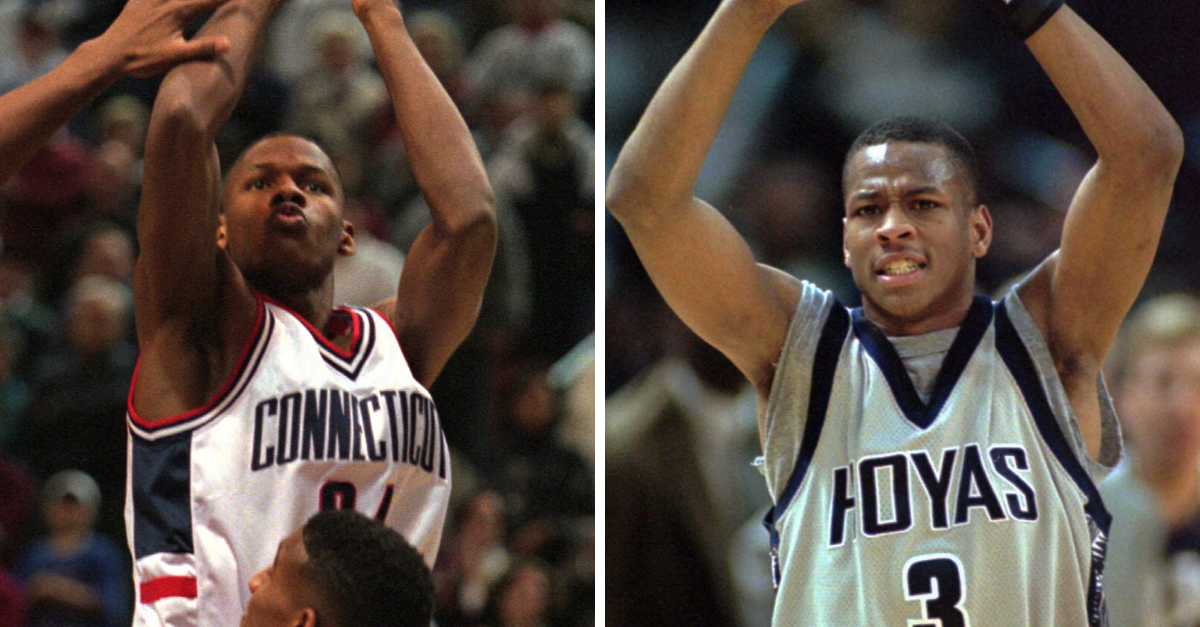 Ray Allen vs. Allen Iverson: One Shot Decided '96 Big East Championship
