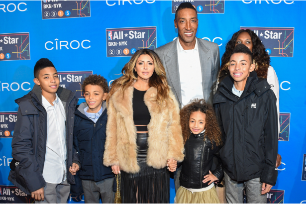 Scottie Pippen's Ex-Wife is a Reality TV Star