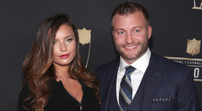 Sean McVay Found True Love with a Ukranian Model