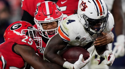 Tank Bigsby Primed To Be Auburn's Next Great Running Back