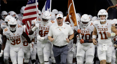 Texas' 2020 Schedule Arrives as Big 12 Plans to Play Football