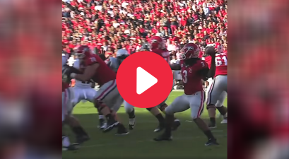 Todd Gurley's Perfect 50-Yard Pass Burned Vanderbilt