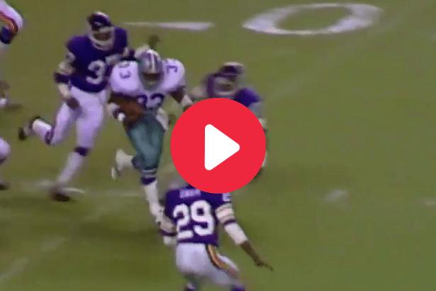 Tony Dorsett's 99-Yard Run Made NFL History Look Easy