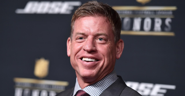 Troy Aikman Found True Love Again & Is Happier Than Ever