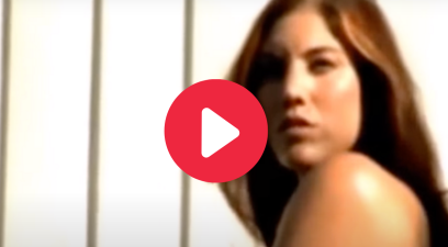 Hope Solo Stripped Down Completely For ESPN Photoshoot