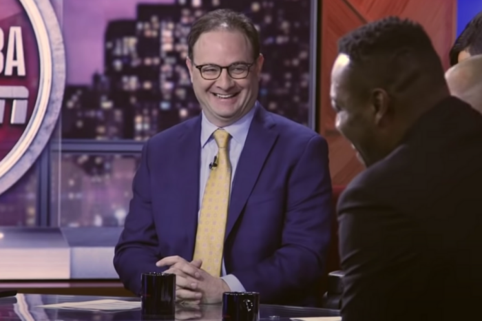 Adrian Wojnarowski is NBA's News King & His Bank Account Proves It