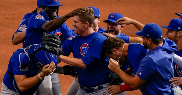 Cubs Pitcher, Former College Walk-On, Tosses No-Hitter