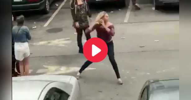 Softball Player's 40-Yard Parking Lot Throw Earns Her Pro Football Contract