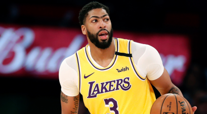 Anthony Davis' Iconic Unibrow is Part of His Identity