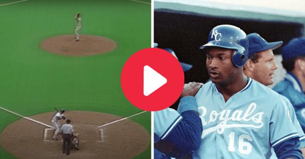Bo Jackson's First Home Run Traveled 475 Feet