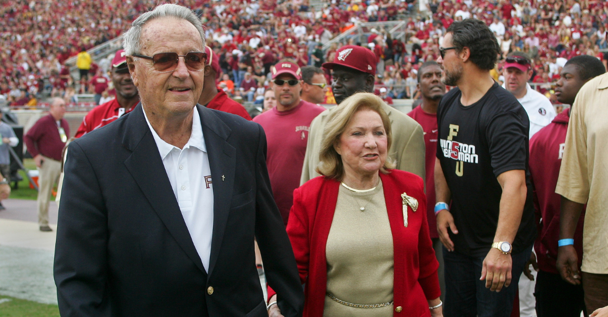 Bobby Bowden & His Wife Built a Family of More Than 40 Members