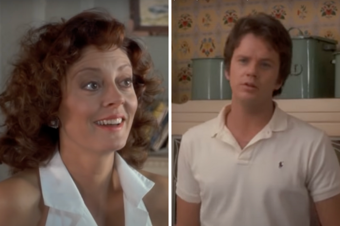 "Annie & Nuke From ""Bull Durham"" Fell in Love in Real Life"