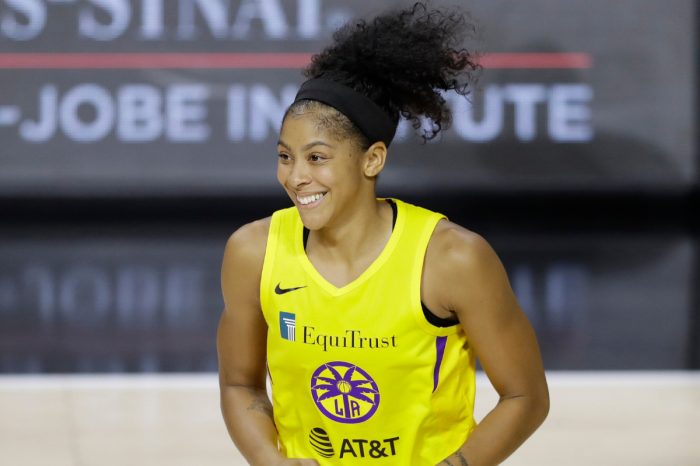 Candace Parker Balances Life as Basketball Star & Full-Time Single Mom