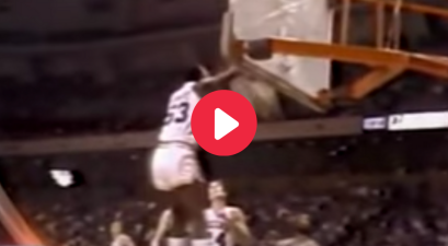 Darryl Dawkins Shattered Backboards, And Changed NBA Rims Forever