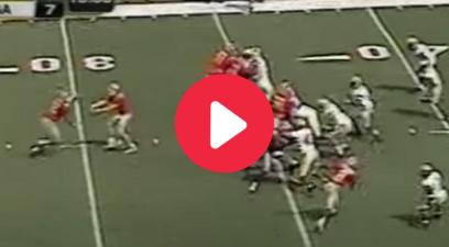 David Greene's Play Fake TD Crushed Vanderbilt's Spirits