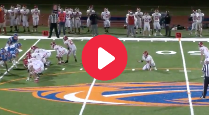 High Schooler Makes Record 58-Yard Field Goal Look Easy