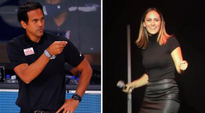 Erik Spoelstra Married a Former Miami Heat Cheerleader