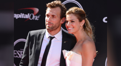Erin Andrews' Husband Sneaked Past Security to First Ask Her Out