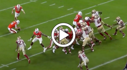 "FSU's ""Block at the Rock"" Stunned Everyone in Miami"