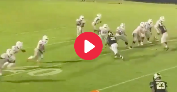 Alabama HS Pulls Off 9-Lateral Final Play for Miracle TD