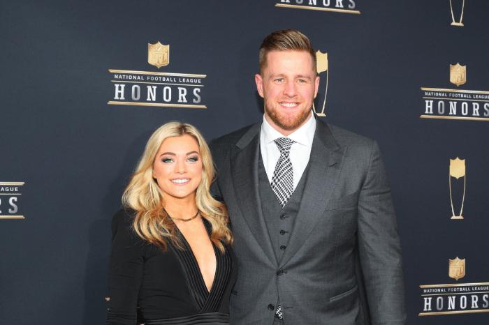 J.J. Watt & His Wife Are a Sports Power Couple