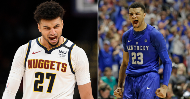 Jamal Murray is a Star Now, But He's Been Getting Buckets for Years