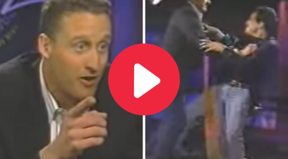 Jim Everett Attacking Jim Rome on Live TV Was Pure Madness