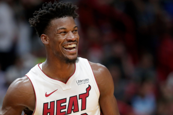 Jimmy Butler Started a Coffee Shop in the NBA Bubble