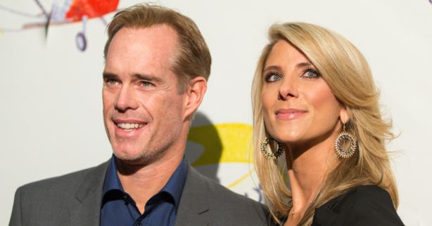 Joe Buck's Current Wife and Ex-Wife Are Former NFL Cheerleaders