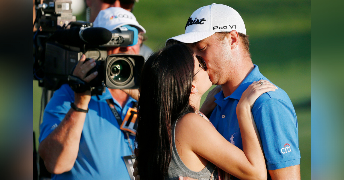 Justin Thomas Girlfriend Who Is Jillian Wisniewski Fanbuzz
