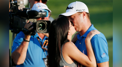 Justin Thomas Found Himself a Kentucky Girl After Starring at Alabama