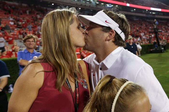 Kirby & Mary Beth Smart Are Georgia's Ultimate Power Couple