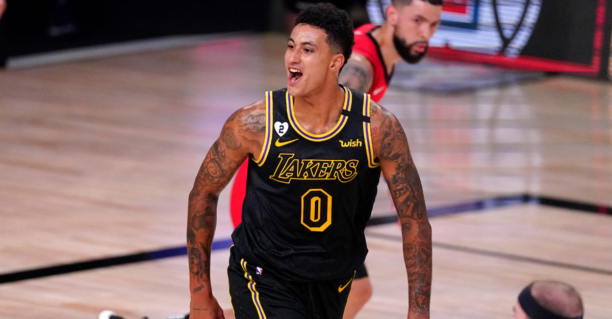 Kyle Kuzma is Young, But His Celebrity Dating Rumors Are Already Wild