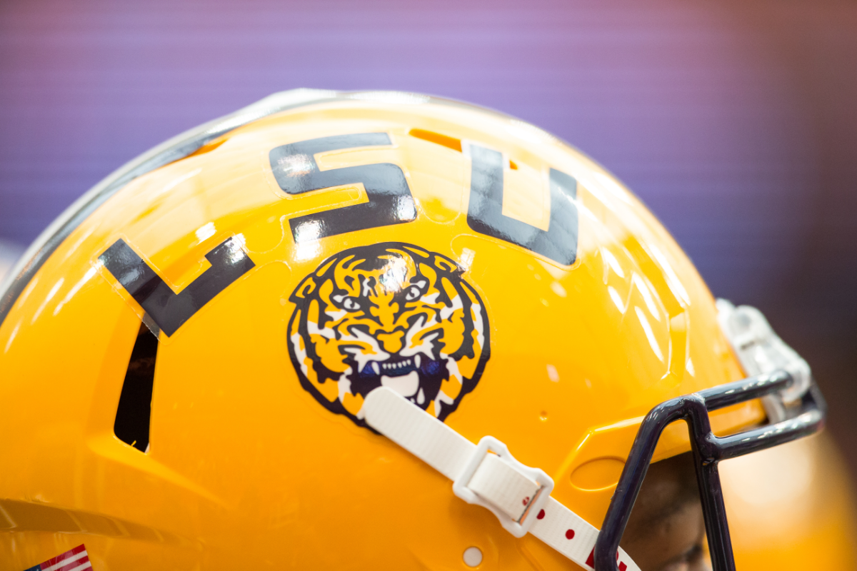 LSU's Colors Were Almost Blue & White, Not Purple & Gold