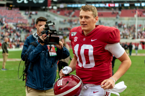Mac Jones' Girlfriend is About to Be the Talk of Tuscaloosa
