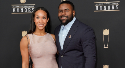 Mark Ingram & His Wife's Fourth Kid Came With an Alabama Surprise