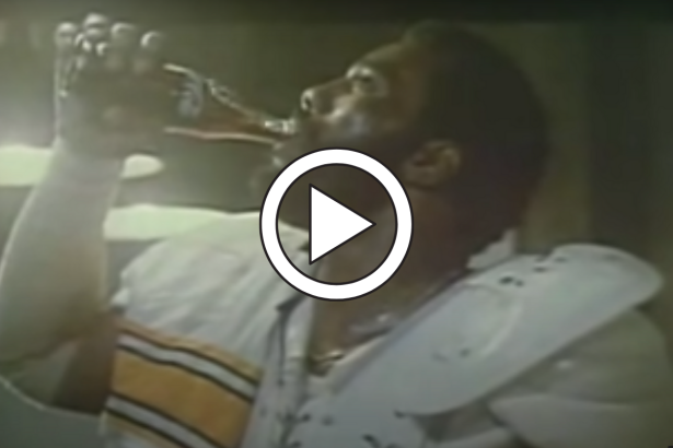 Mean Joe Greene's Coca-Cola Commercial is a Timeless Treasure