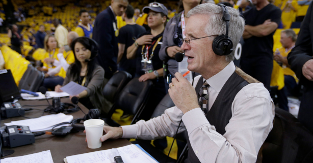 Mike Breen Makes Serious Bank Calling NBA Games