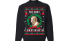 Mike Tyson Christmas sweater, affiliate