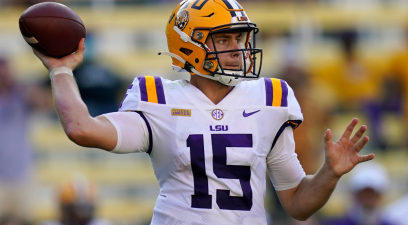 Myles Brennan's First Start Made LSU History, And There's More to Come