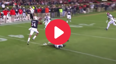 "Without Nick Marshall's Hand-Switching TD, The ""Kick Six"" Never Happens"